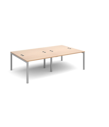Connex Double Back to Back Modular Desks