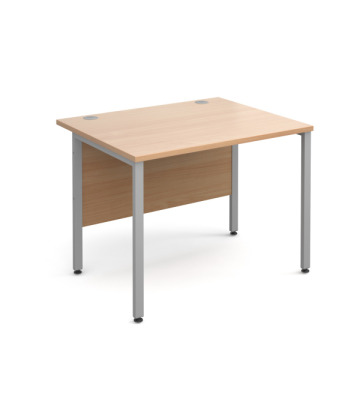 Maestro 25 H Frame Straight Desk
