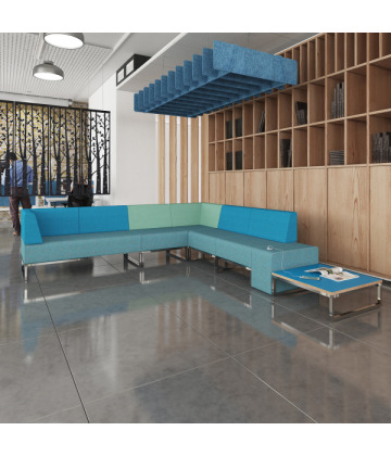 Nera Modular Soft Seating