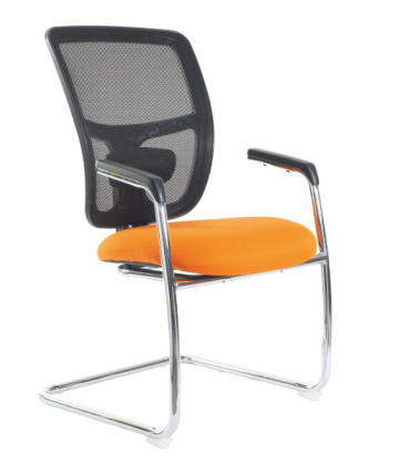 Pocco Mesh Visitors Chair
