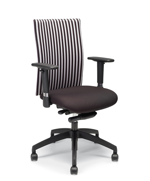 Peto Medium Back Operator Chair