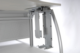 Fixed CPU Holder Width and Height Adjustable